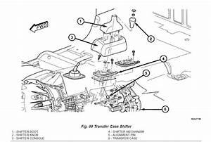 4x4 Shifter Won U0026 39 T Stay In Gear - Dodge Diesel