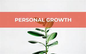 A Manual For Personal Growth  U2013 Storytelling