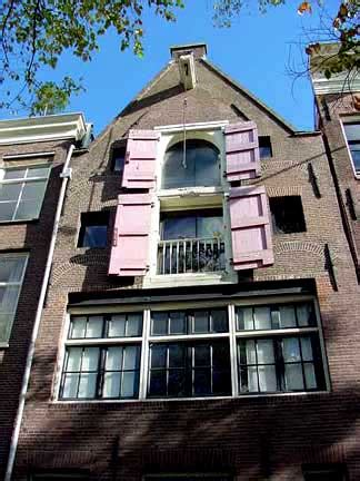 photos of frank s house photographs of the frank house and the westerkerk in