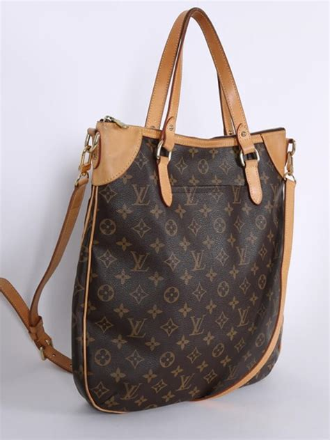 louis vuitton odeon gm monogram canvas luxury bags