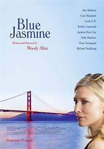 Blue Jasmine Update: New Images, Swedish Poster, Reviews ...