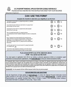 Lost Passport Form How To Apply For A Passport With