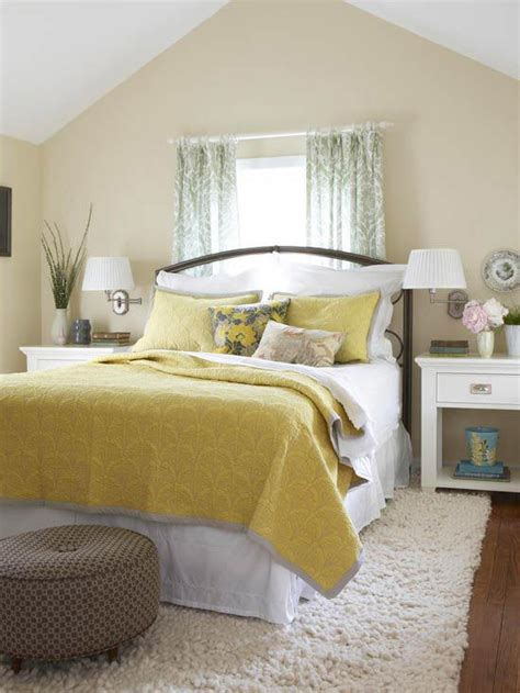 Bedroom Decorating Ideas Yellow And Green by Decorating Ideas For Yellow Bedrooms Better Homes Gardens