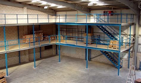 Mezzanine Flooring Specialists in the UK   First Floors