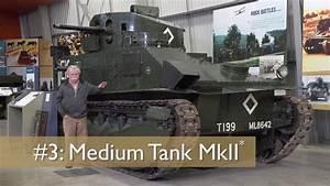 David Fletcher's Tank Chats #3 Medium Tank MkII* (Vickers ...