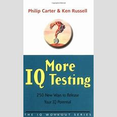 More Iq Testing 250 New Ways To Release Your Iq Potential(repost) Avaxhome