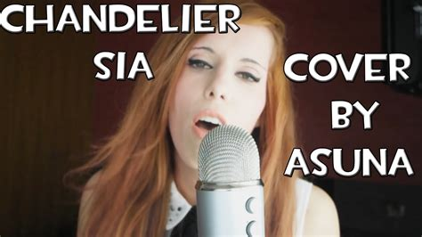 chandelier sia cover chandelier sia cover by asuna