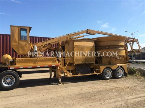 used tub grinder for sale 2699nc 1992 jones mighty primary machinery