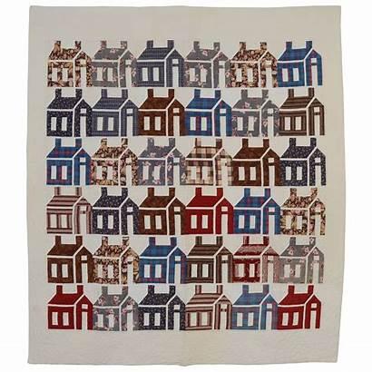 Quilt Schoolhouse Quilts Antique 1stdibs Block Patterns
