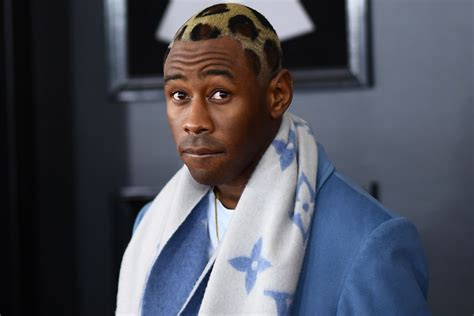 Tyler, The Creator Debuts Leopard Hair At Grammys  Page Six. What Insulation To Use In Basement. Basement Photo. Best Colors For A Basement. Tile Floor Basement. Basement Exterior Door. How To Keep Basement Dry. The Basement Jacksonville Nc. Fabric Place Basement Natick Ma