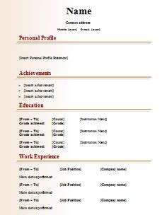 12220 simple sle resume format for freshers simple resume format pdf simple resume format