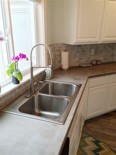 pictures of backsplashes in kitchen kitchen remodel newman s nest 7441