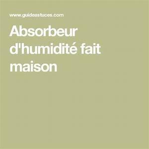 Absorbeur D Humidité Maison : 10 id es propos de absorbeur d humidit sur pinterest ~ Dailycaller-alerts.com Idées de Décoration