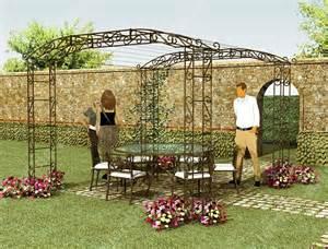 Arceau De Jardin Pour Glycine by Arche De Jardin Pagode Arches Kiosque Et Marquise