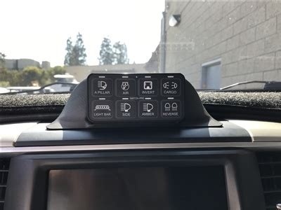 cjc offroad  ram switch pros dash mount