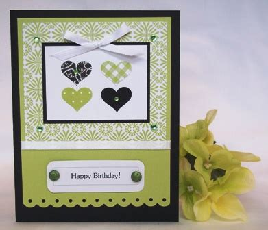 Make Your Own Birthday Card  Card Making Ideas For Birthdays
