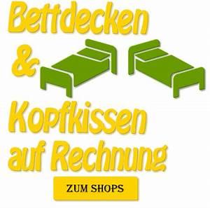 Erotik Auf Rechnung : bettdecken kopfkissen auf rechnung kaufen ~ Themetempest.com Abrechnung