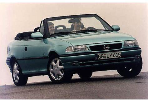 opel astra f cabrio testberichte und erfahrungen opel astra cabrio 1 6i 71 ps cabrio 1994 1996 autoplenum de