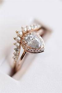The grandeur of pearl and diamond engagement rings for Pearl engagement ring with wedding band