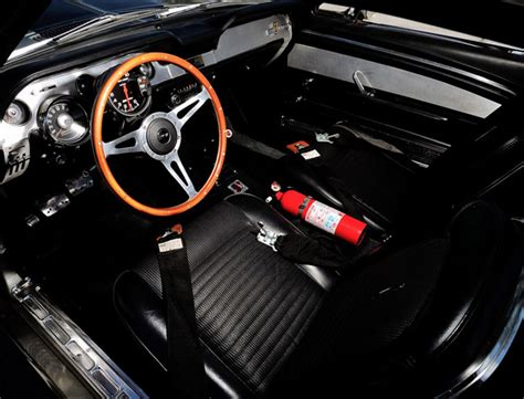 Parts, Brand New Muscle Car, Eleanor Mustang, Replicas