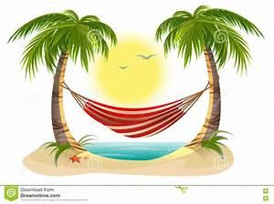In Stand Setzen : setzen sie ferien auf den strand h ngematte zwischen ~ Lizthompson.info Haus und Dekorationen