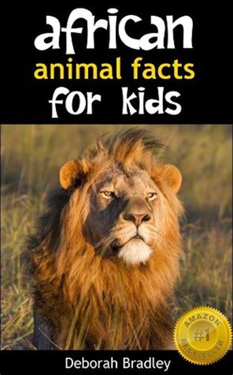 african animal facts  kids  fiction book  preschool kindergarten   graders