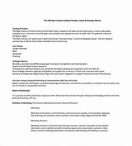 integrated marketing communications plan template baskan With marcom strategy template