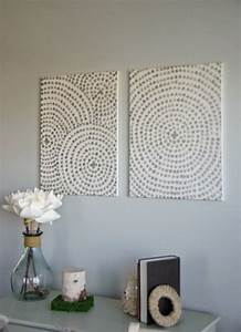 Spiral wall art video tutorial & giveaway • Our House Now