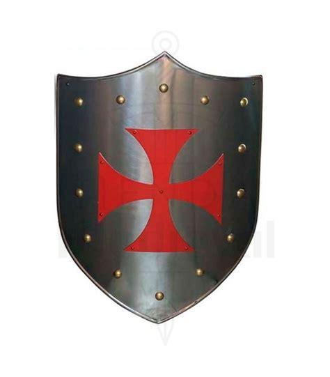 red cross templar shield medieval shields shields armor