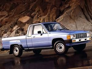 Toyota Truck Xtracab 2wd 1984 U201386 Photos  2048x1536
