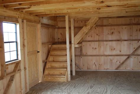 D&g Home Decor : Steps In Raised Roof Storage Shed