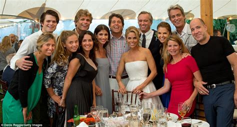 cheryl hines  bobby kennedys wedding pictures