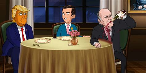 cartoon president cartoon rudy giuliani teaches