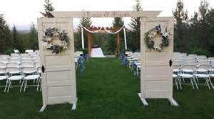 fall decorations for wedding more ridge decor ceremony entrance denison ridge weddings events