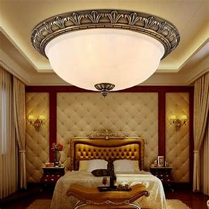 Floureon Brass 4 Light 18inch Ceiling Lamp Home Ceiling