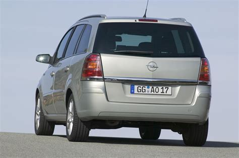 Opel Zafira Review by 2007 Opel Zafira Picture 163257 Car Review Top Speed