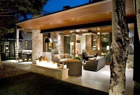 Modern House Plans Open Concept