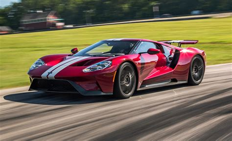 2017 Ford Gt Lightning Lap Results For 2018