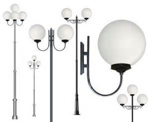 Краткий обзор ламп для уличного освещения Electro City