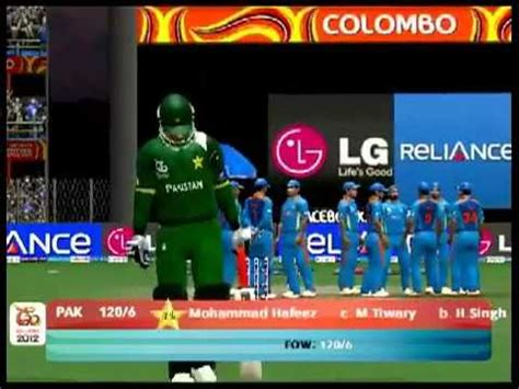 icc world   patch wc cricket  bang ea spo youtube