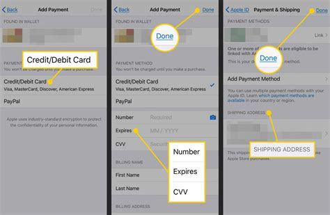 Scroll down and tap safari. How to Change Apple ID Email, Billing Address, Credit Card
