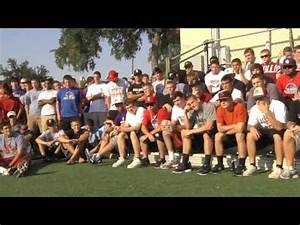 Baseball: Welcome to DFW Metro Scout League 2010 - YouTube