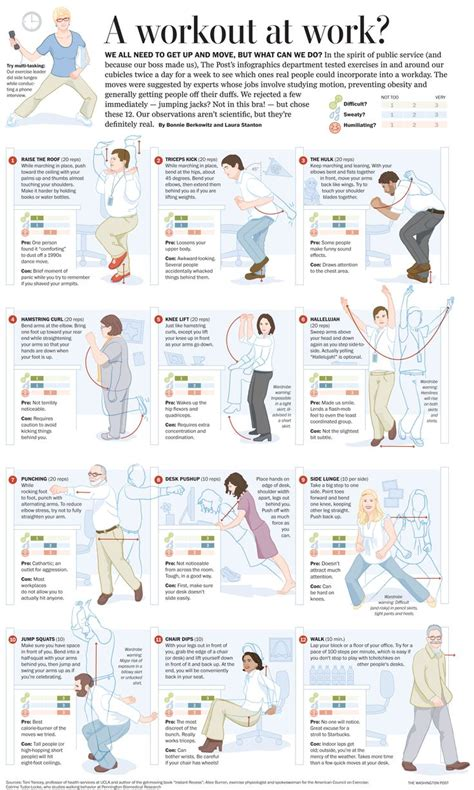 exercises to do at your desk with pictures 23 best images about workouts at work on pinterest the
