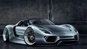 Porsche 918 Spyder Roadster Concept - Porsche & Cars ...