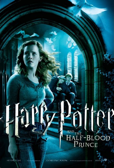 harry potter    blood prince posters