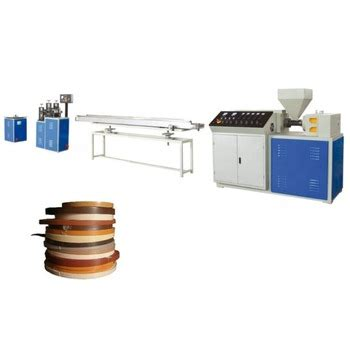 abs pvc wood grain edge banding tape extrusion machine   sale buy wood edge banding