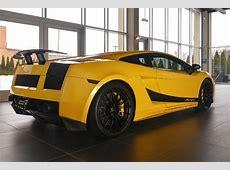 2008 Lamborghini Gallardo Superleggera Would You Drive