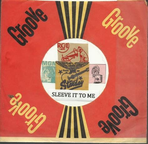 1 groove vintage original company factory 45 rpm record