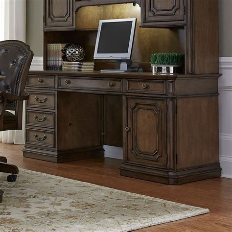 Executive Credenza by Amelia Jr Executive Credenza By Liberty Furniture