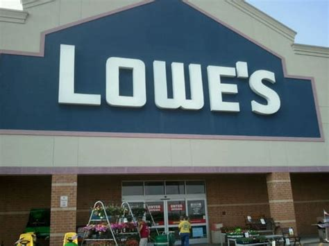 Lowe's Home Improvement Warhehouse Of Belleville Store
